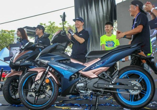 2019 Yamaha Exciter Doxou tái xuất, giá đắt hơn 2 triệu đồng - 1