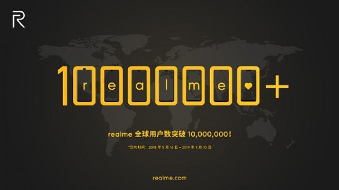 Realme khoe cột mốc ấn tượng, bán 22.000 smartphone mỗi ngày - 1