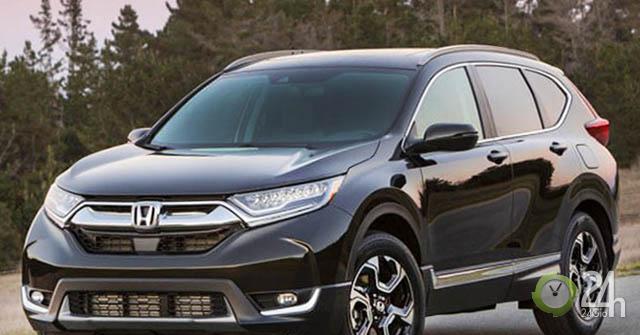 Honda Việt Nam xác nhận mẫu xe CR-V tại Việt Nam không bị lỗi chốt an toàn trên cần số