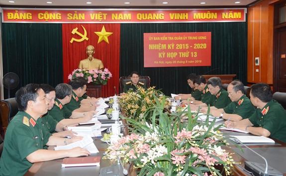 Ủy ban Kiểm tra Quân ủy Trung ương tước danh hiệu 7 quân nhân - 1