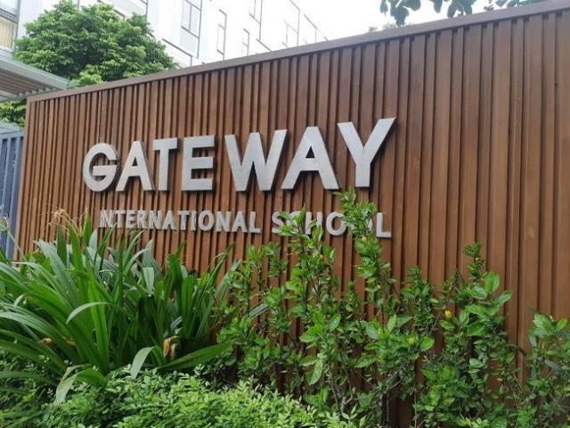 Trường Gateway tạm đình chỉ nhân sự sau vụ bé lớp 1 tử vong