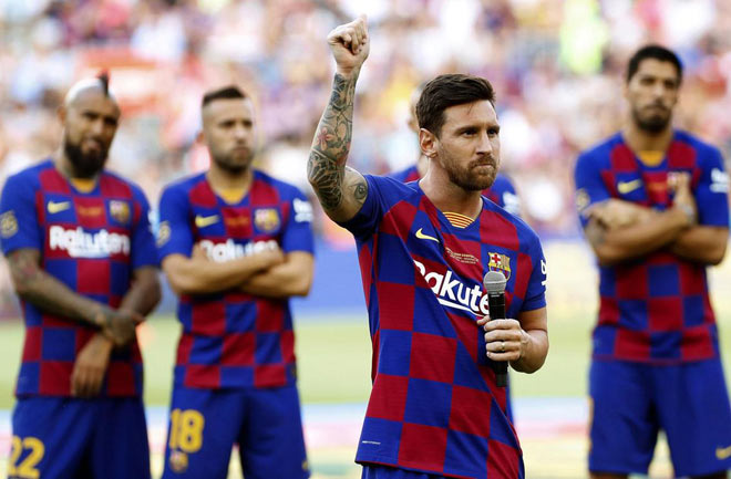 """Thần tượng giới trẻ: Bất ngờ Messi số 1, Ronaldo thua cả """"Gã trai hư"""" - 1"""
