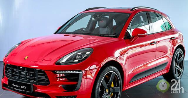 Porsche Macan GTS sản xuất 2016 được chủ nhân lên đời và tăng công suất