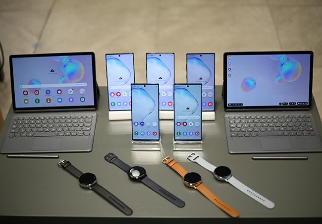 Hãng công nghệ Samsung vừavén bức màng bí mật về chiếc điện thoại Galaxy Note10/10+.