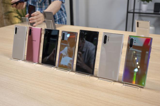 Có nên nâng cấp Galaxy Note 10 từ Galaxy Note 9 không? - 8