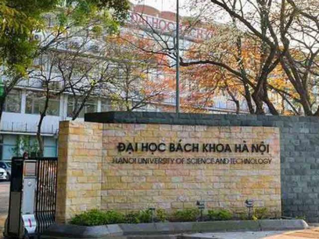 Trường ĐH Bách khoa Hà Nội công bố điểm chuẩn năm 2019