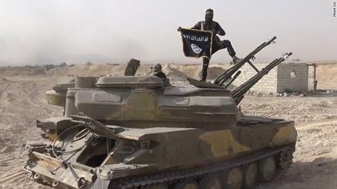 """Báo cáo """"gây sốc"""" của Mỹ: IS xuất hiện trở lại ở Syria - 1"""