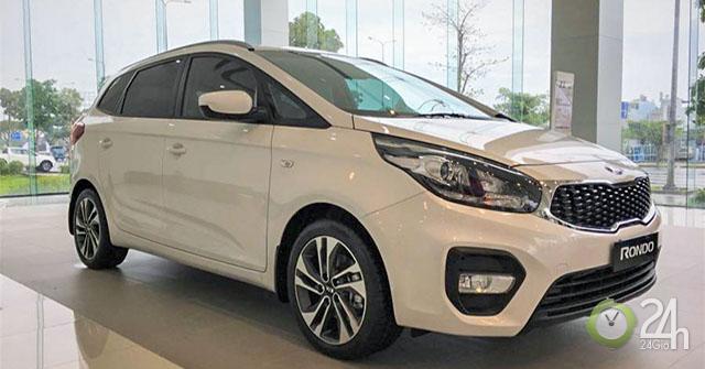 KIA Rondo bổ sung phiên bản số sàn quyết cạnh tranh phân khúc xe 7 chỗ giá rẻ