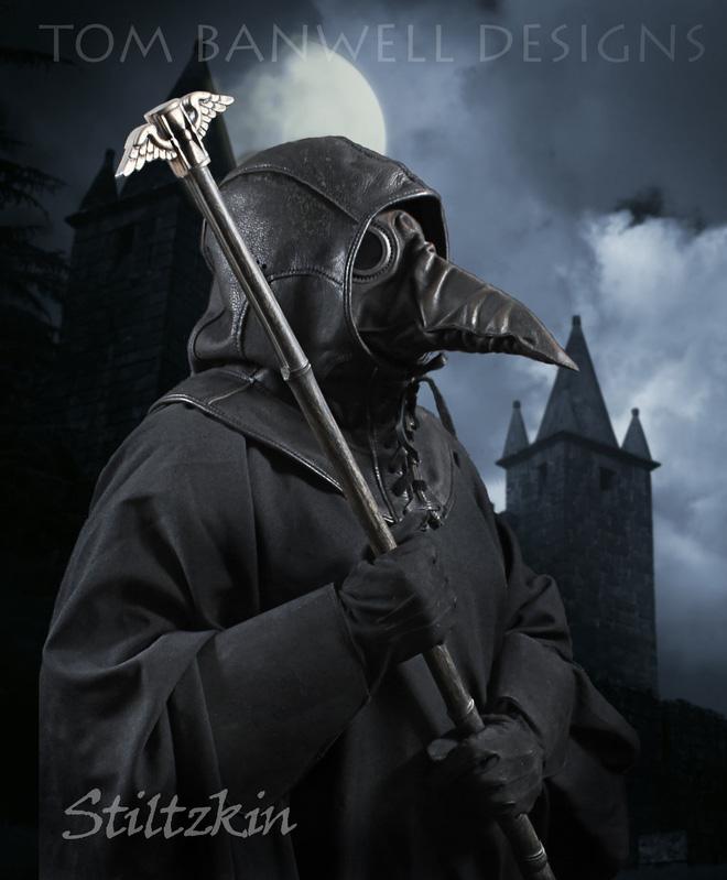 Vì sao bác sĩ thời kỳ Cái chết Đen ăn mặc kinh dị như sứ giả của thần chết? - 1
