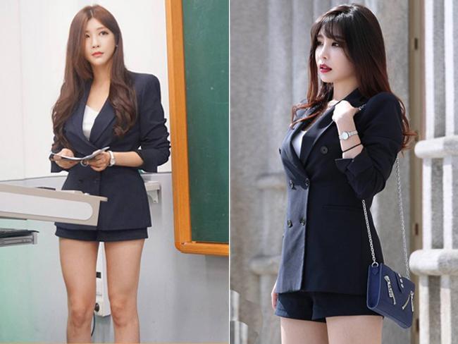Cách đây 2năm, khi vừa tốt nghiệp trường Đại học Quốc gia Busan, đặt chân đến bục giảng, Park Hyun Seo đã trở thành tâm điểm chú ý của dân mạng.
