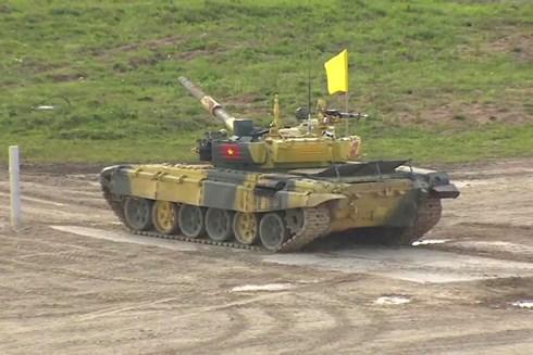 Tank Biathlon 2019: Đội xe tăng Việt Nam xuất sắc lọt vào bán kết - 1