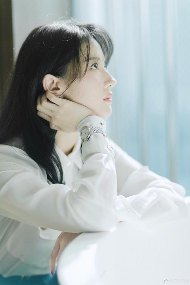 Lưu Diệc Phi là một trong những mỹ nhân hàng đầu của điện ảnh Hoa ngữ với vẻ đẹp tinh khôi, trong trẻo.