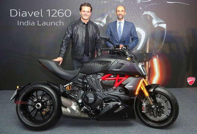 Siêu quỷ Ducati Diavel 1260 2019 về châu Á, chờ ngày về Việt Nam? - 1