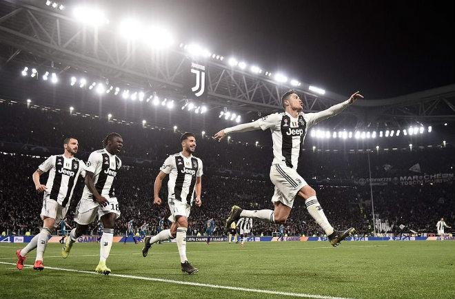 """Nhận định bóng đá Atletico Madrid – Juventus: Ronaldo """"gánh đội"""", ám ảnh hat-trick - 1"""