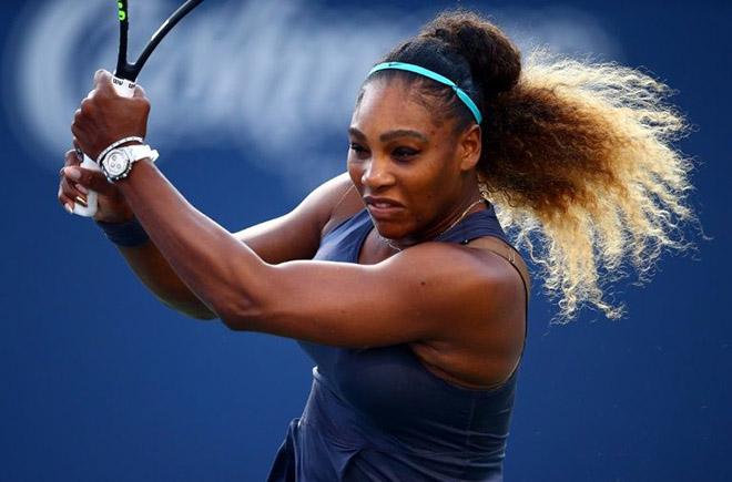 Serena Williams - Naomi Osaka: Bài học đắt giá nhớ đời (Tứ kết Rogers Cup) - 1