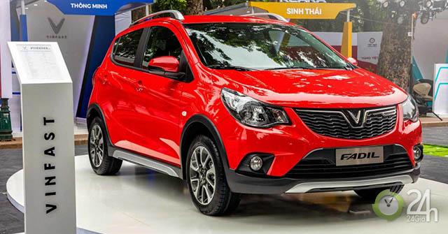 Mẫu xe hạng A Vinfast Fadil sẽ có thêm phiên bản Plus với nhiều tùy chọn nâng cao