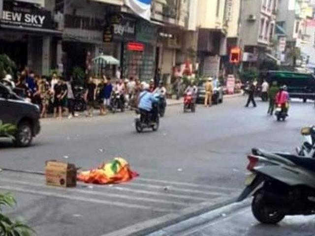 Quảng Ninh: Cứa cổ tay không chết, nam thanh niên nhảy lầu tự tử