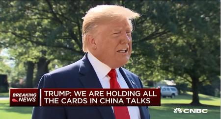 """Donald Trump: Mỹ sẽ cắt đứt quan hệ với """"gã"""" viễn thông Huawei - 1"""