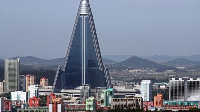 Chuyện về Khách sạn lớn nhất Triều Tiên - 1