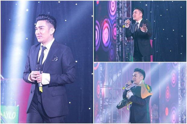 Ca sĩ Quang Hà thân thiện và bùng cháy trong Đêm nhạc Cội nguồn Yêu thương - 1