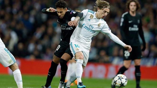Chuyển nhượng HOT 10/8: Real Madrid dùng Modric gạ PSG đổi Neymar - 1