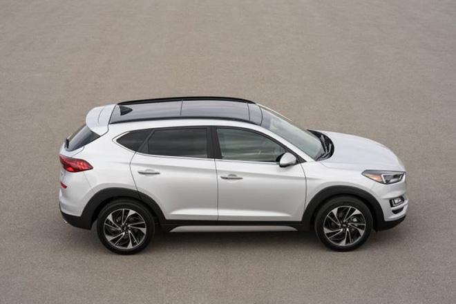 Hyundai Tucson 2020 với cập nhật về màu sơn ngoại thất và các tính năng tiêu chuẩn - 2