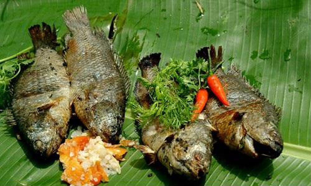 Lạ miệng với đặc sản Tây Nam Bộ: Món cá rô mề kho thủy liễu - 6