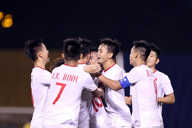 U18 Việt Nam thắng to: HLV chưa vui, cảnh báo học trò về U18 Thái Lan - 1