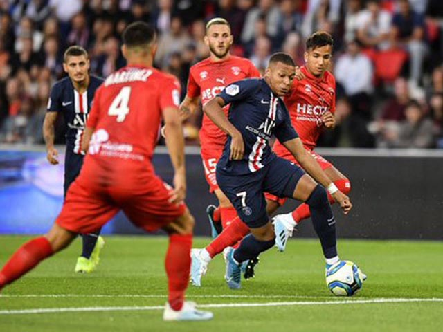 Highlight: PSG vs Nimes