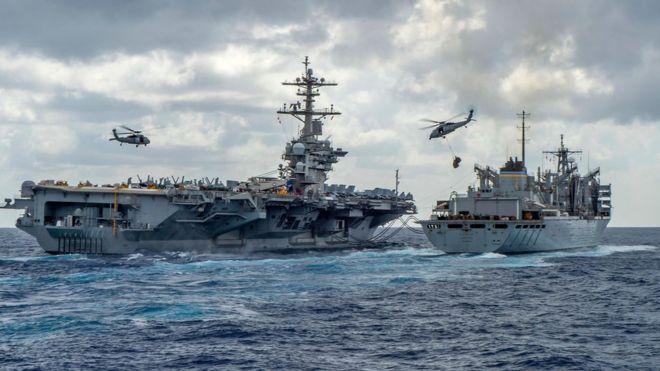 Dự đoán Mỹ-Israel mở đợt không kích dữ dội, chiến tranh bùng nổ với Iran - 1