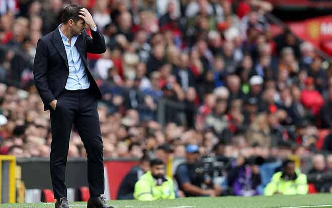 """Chelsea thua MU quá đậm: Khởi đầu """"tan tành"""", Lampard có lâm nguy? - 3"""