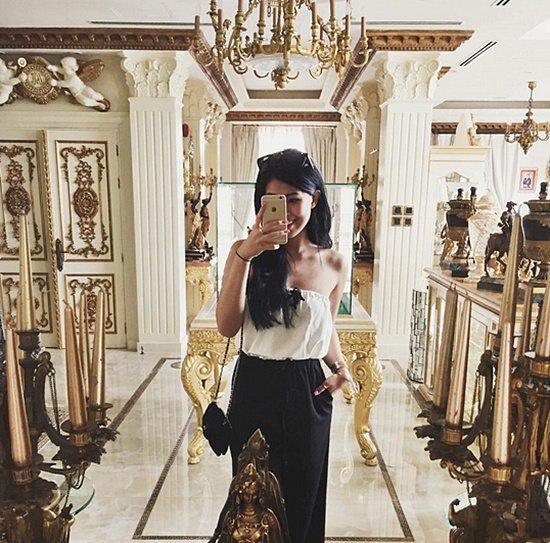 """Nhà chồng là """"siêu biệt thự"""" dát vàng nhưng nhà của bố mẹ Hà Tăng lại giản dị không ngờ - 11"""