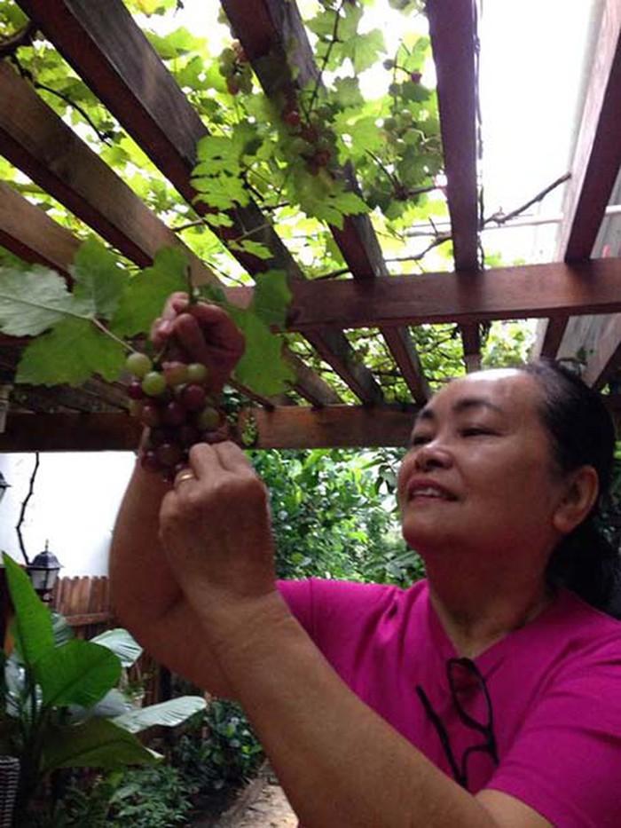 """Nhà chồng là """"siêu biệt thự"""" dát vàng nhưng nhà của bố mẹ Hà Tăng lại giản dị không ngờ - 23"""