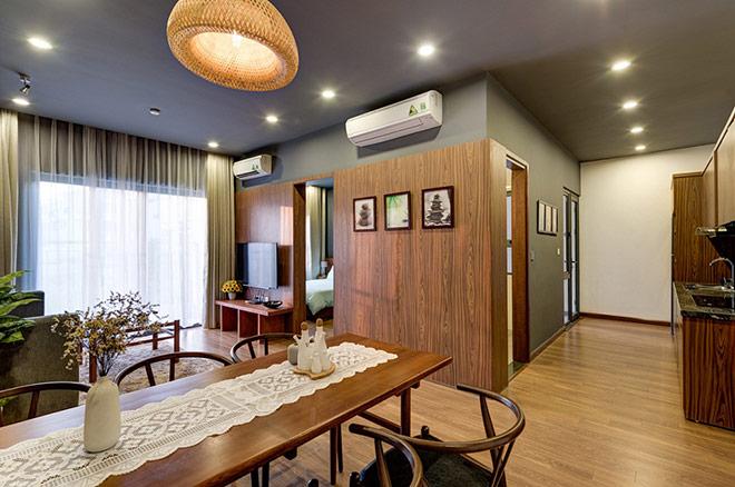 The Zen Residence và mô hình căn hộ 1 + 1 - 1