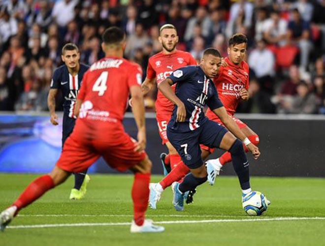 """PSG - Nimes: Cảm hứng Mbappe, """"vua"""" nước Pháp thị uy - 1"""