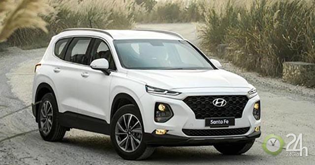 Top 10 mẫu xe bán chạy nhất tháng 7/2019: SantaFe lần đầu xuất hiện trong danh sách