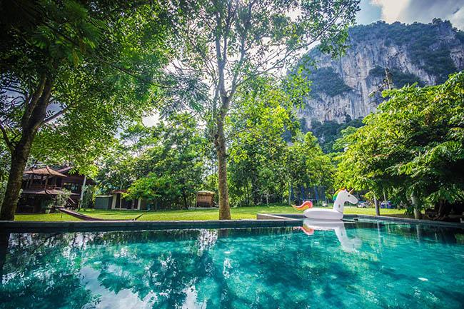 Templer Park Rainforest Retreat là một khu du lịch nằm ở ngoại ô Malaysia, nơi này tọa lạc trên đỉnh đồi của một vùng đất rộng hơn 3 hecta.