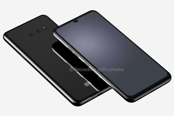 """LG chuẩn bị tung """"cực phẩm"""", đối đầu Galaxy Note10 - 1"""