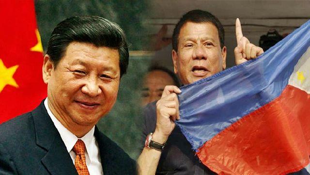 """Với những gì đang diễn ra, Tổng thống Philippines đã không còn """"yêu"""" Trung Quốc? - 1"""