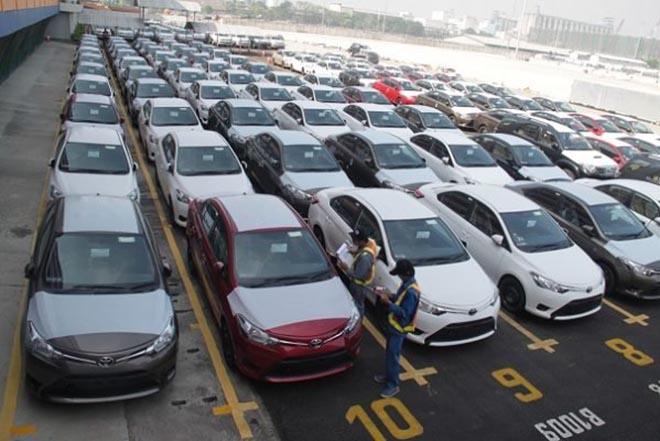 Nhập khẩu ô tô nguyên chiếc tăng trưởng mạnh trong 7 tháng đầu năm - 1
