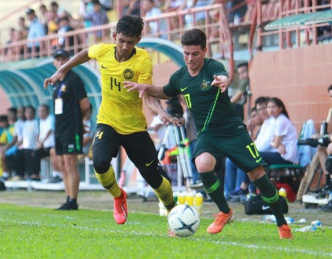 U18 Australia - U18 Malaysia: Kết quả bất ngờ, U18 Việt Nam hoang mang - 1