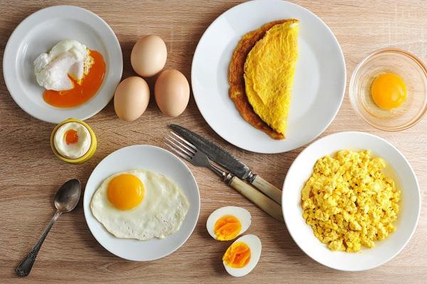 Điểm danh các thực phẩm ''ăn một tý đã no lâu'' giúp bạn giảm cân nhanh - 1