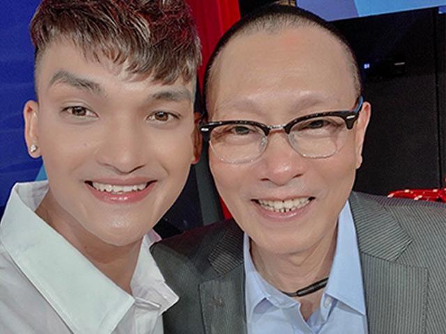 """Bất ngờ với hình ảnh MC Lại Văn Sâm """"tắm trắng"""", """"lão hóa ngược"""""""