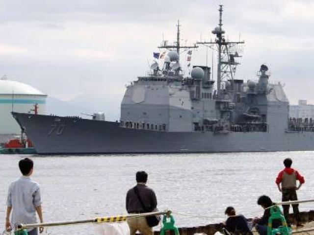 Giữa căng thẳng leo thang, Trung Quốc không cho phép tàu chiến Mỹ cập cảng Hồng Kông