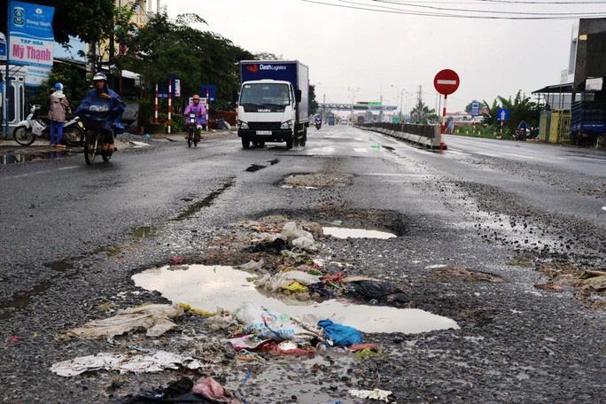 Đề nghị bỏ ngay Quỹ bảo trì đường bộ - 1