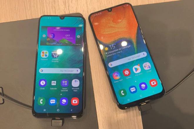 Samsung Galaxy A30s và A50s được chứng nhận bởi Wi-Fi Alliance - 1