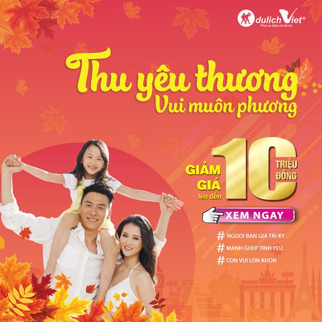 Cùng Du Lịch Việt nối dài hành trình yêu thương - 1