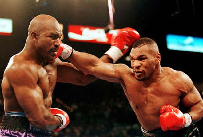 """Mike Tyson lộ """"trò bẩn"""" 33 năm: Nhận tin buồn thua cả Mayweather - Pacquiao - 1"""