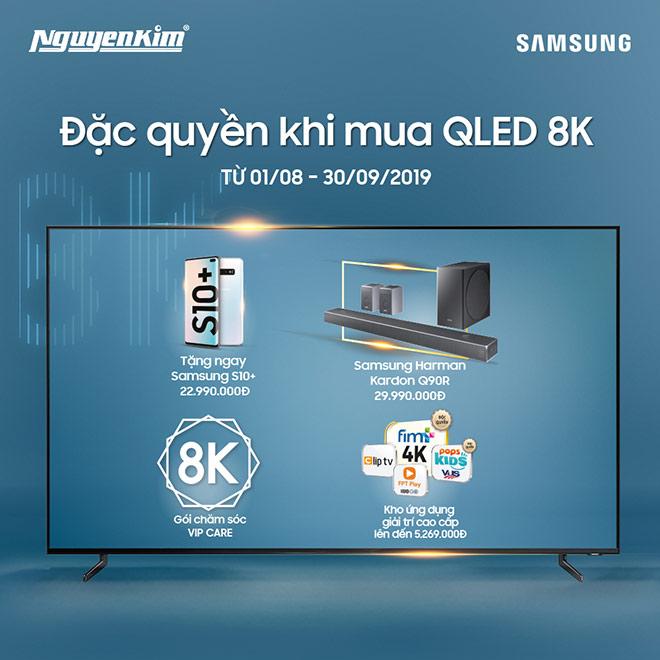 Top 3 tivi Samsung đáng sở hữu trong mùa tựu trường - 1