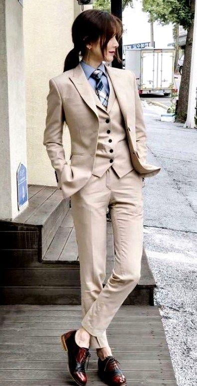 3 bộ suit nhất thiết chị em nào cũng nên có! - 1